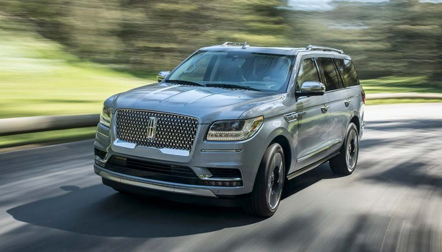 2018 Lincoln Navigator The Big Buck Suv You Want To Drive