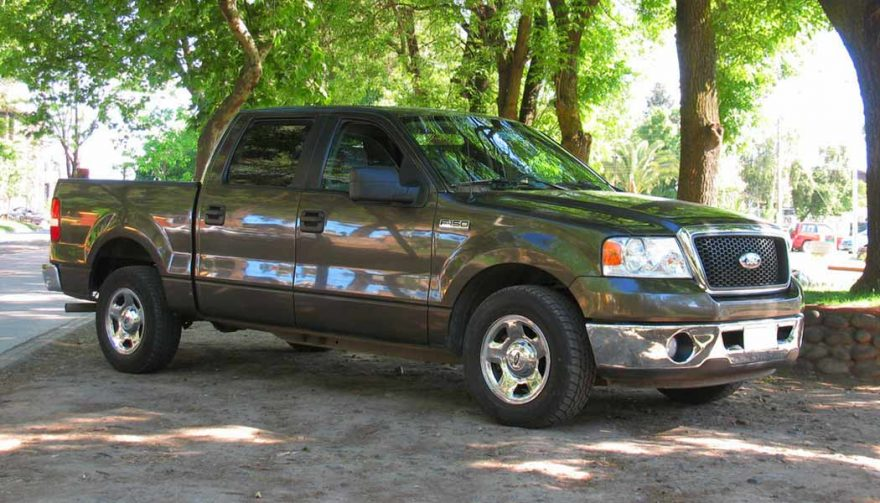 The Ford F-150 could be the best useed truck for your needs