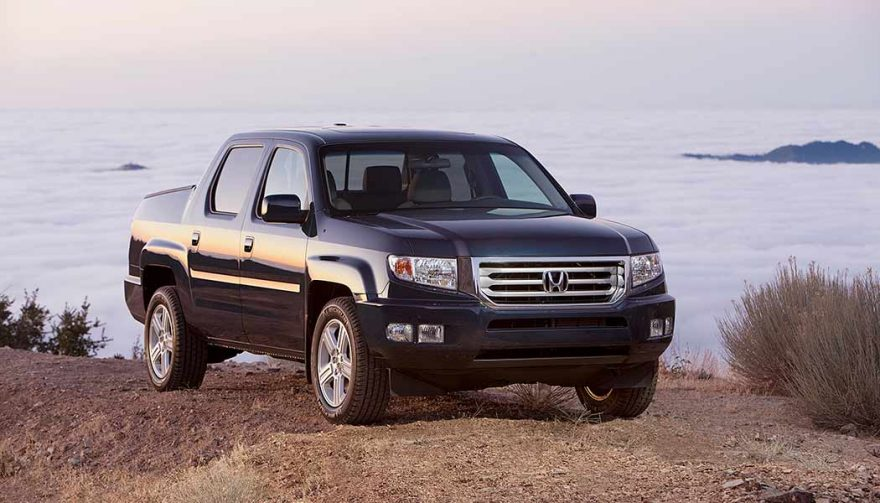 The Honda Ridgeline could be the best used truck for your needs