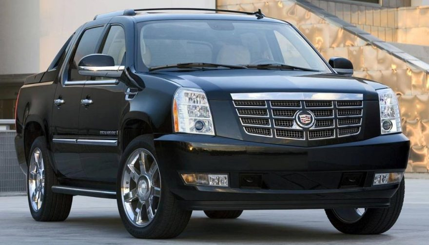 The Cadillac Escalade EXT could be the best useed truck for your needs
