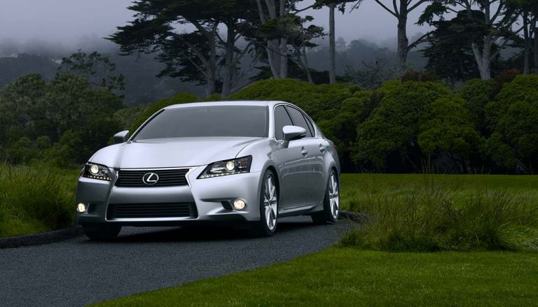 The Lexus GS was one of the most reliable used cars in 2018