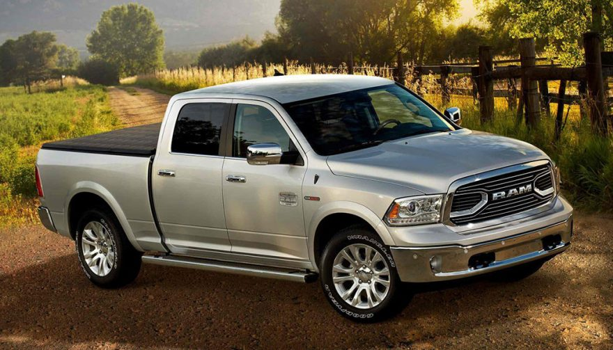 The Ram 1500 EcoDiesel is one of the most fuel efficient trucks