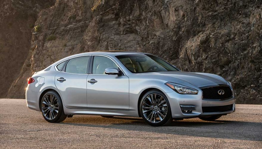 The Infiniti Q70 is one of the worst luxury cars