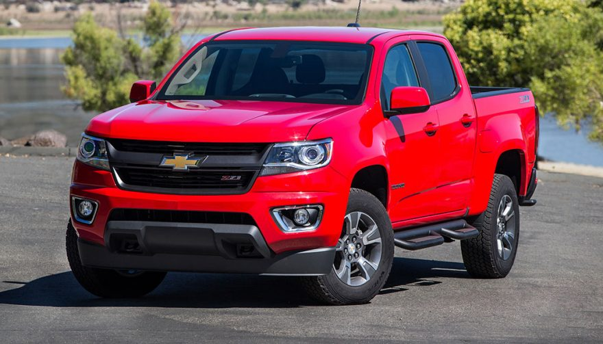 The Chevrolet Colorado is one of the most fuel efficient trucks