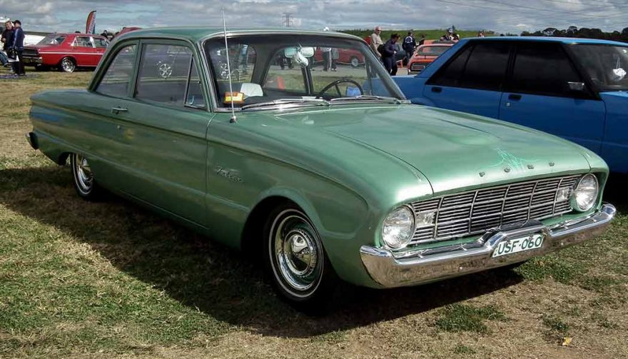 Good project cars for beginners include the 1960-1965 Ford Falcon