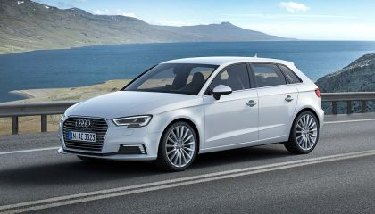 The Audi A3 Sportback e-tron is one of the best luxury hatchback models