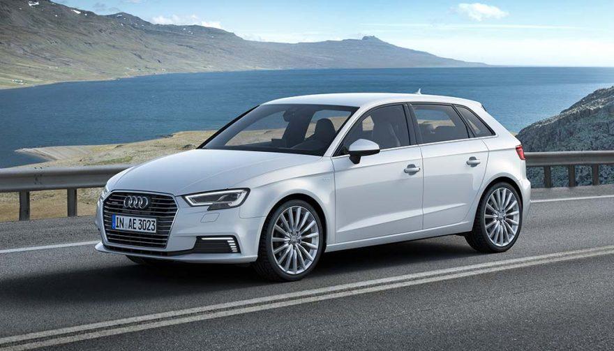Audi A3 Hatchback - Wiring Diagrams