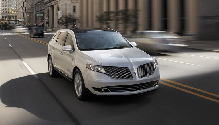 The Lincoln MKT is one of the worst luxury cars