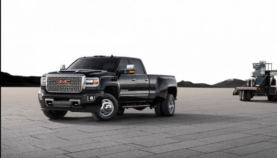 The GMC Sierra 3500 Denali HD could be the best truck for towing