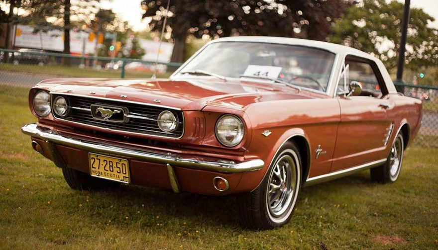 Good project cars for beginners include an early Ford Mustang