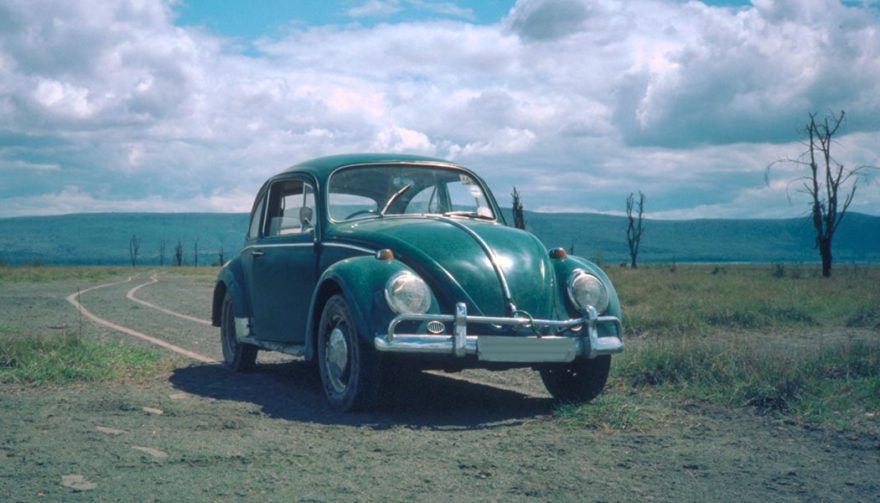 Good project cars for beginners include a VW Beetle