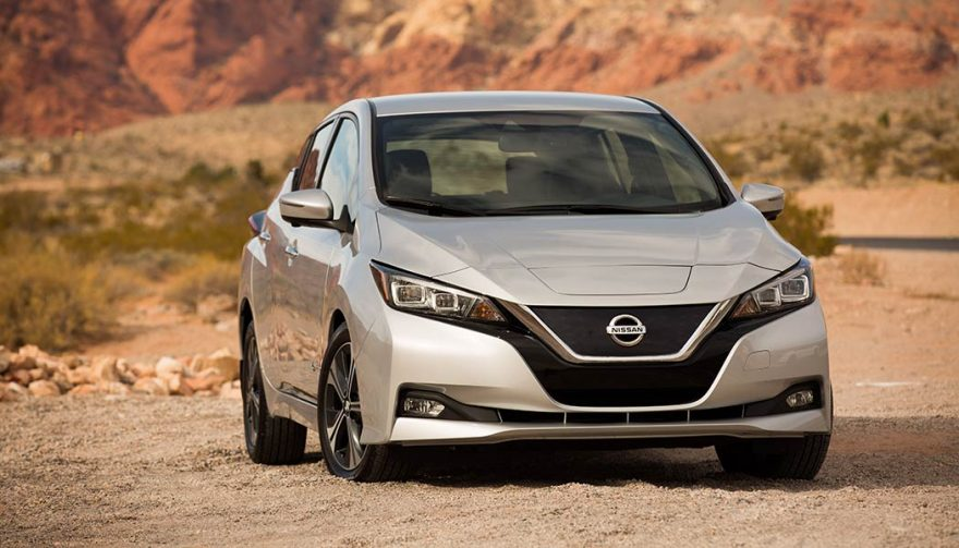 The Nissan Leaf was one of the best selling electric cars in 2017