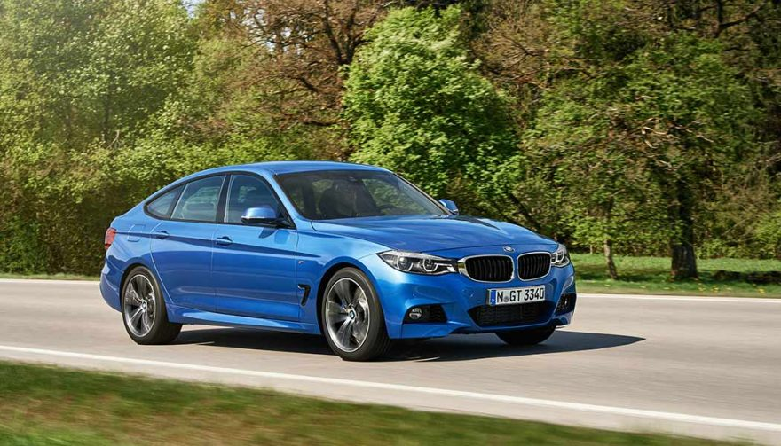 The 2018 BMW 3 Series Gran Turismo is one of the best luxury hatchback models