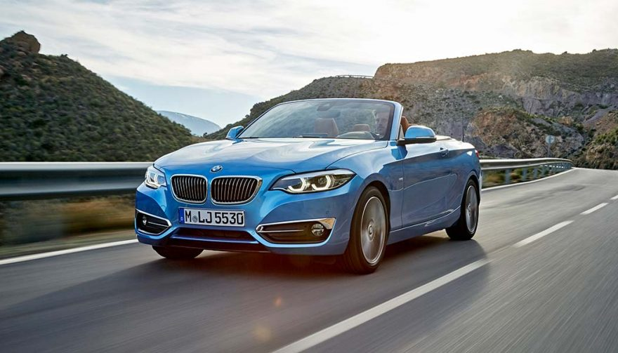 The BMW 2-Series was one of the best selling sports cars in 2017