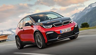 The BMW i3 was one of the best selling electric cars in 2017