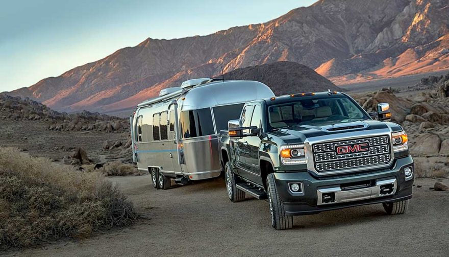 The GMC Sierra 2500HD could be the best truck for towing