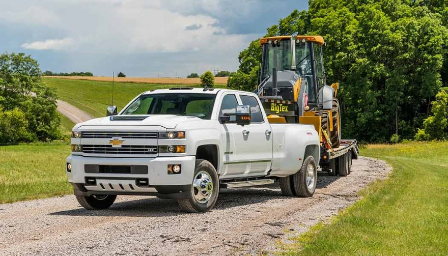 The Chevrolet Silverado 3500HD could be the best truck for towing