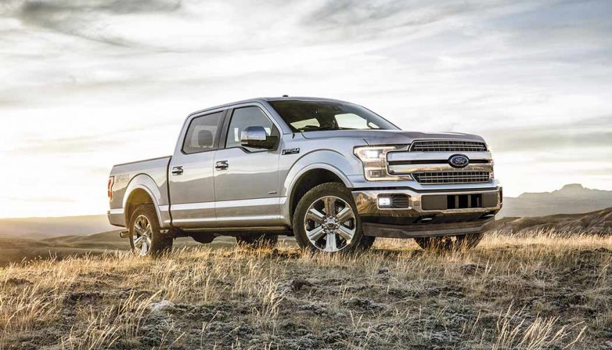 The Ford F-150 is one of the best fuel efficient trucks