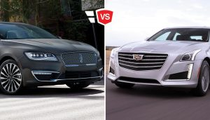Lincoln MKZ vs Cadillac CTS