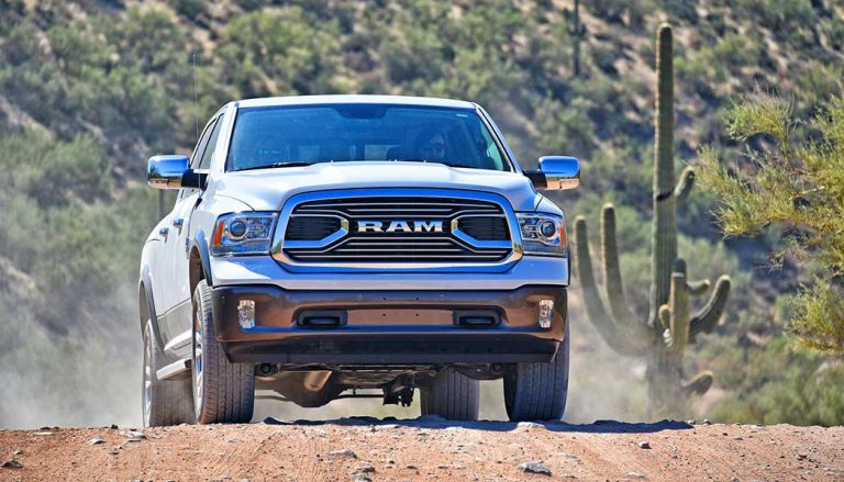 The Ram 1500 is one of the best fuel efficient trucks