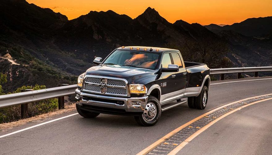 The Ram 3500 could be one of the best trucks for towing