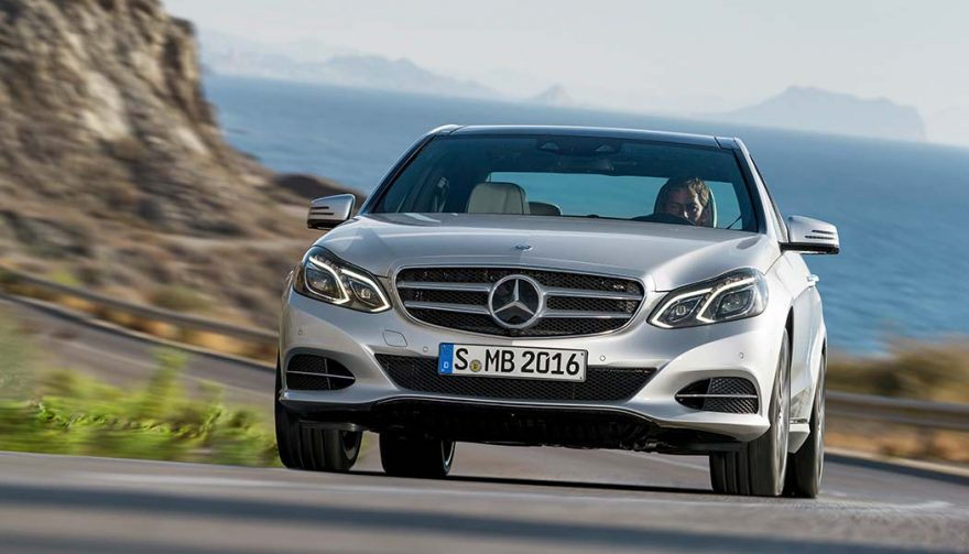 The 2014 Mercedes Benz E Class is one of the most depreciating cars