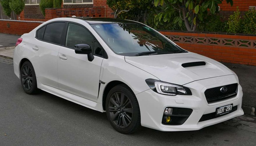 The Subaru WRX is one of the best tuner cars