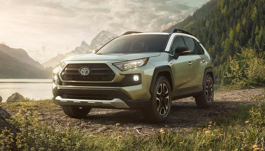 The 2019 Toyota RAV4