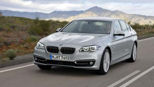 The 2014 BMW 5 Series is one of the most depreciating cars
