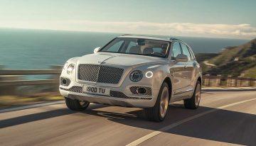 The new Bentley Bentayga Hybrid