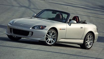 The Honda S2000 is one of the best tuner cars
