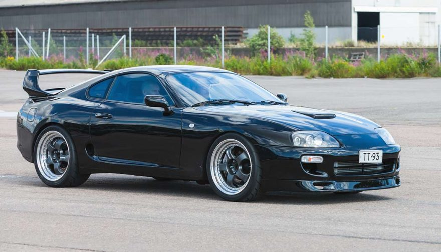 The Toyota Supra is the best tuner car