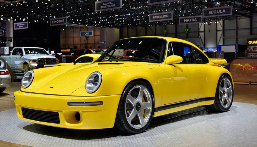 RUF Porsche RUF CTR