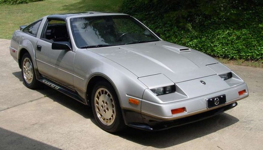The Nissan 300ZX is one of the best tuner cars