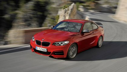 BMW Series 2 is one of the best entry level luxury cars