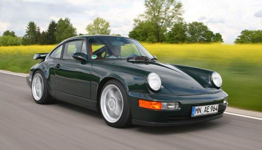 RUF Porsche RCT Evo