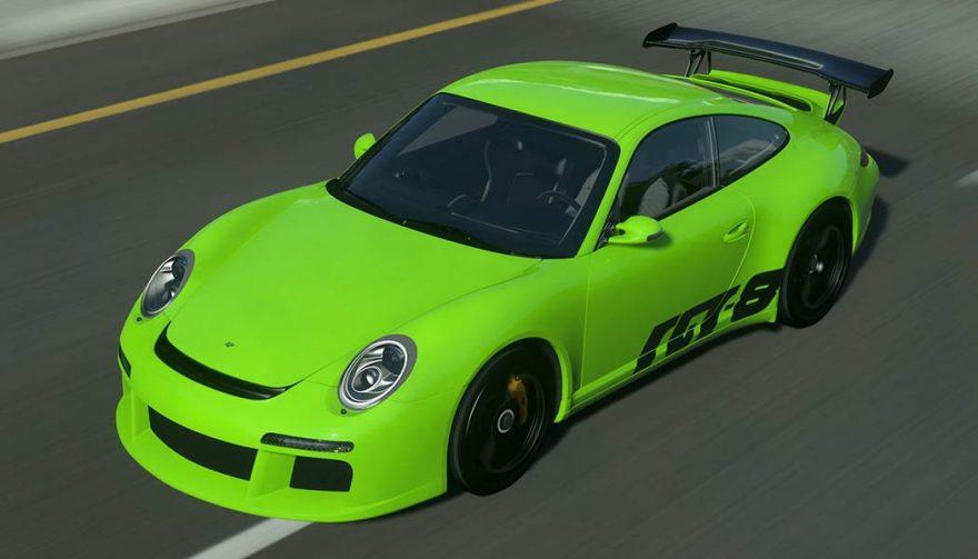 RUF RGT-8 RUF Porsche