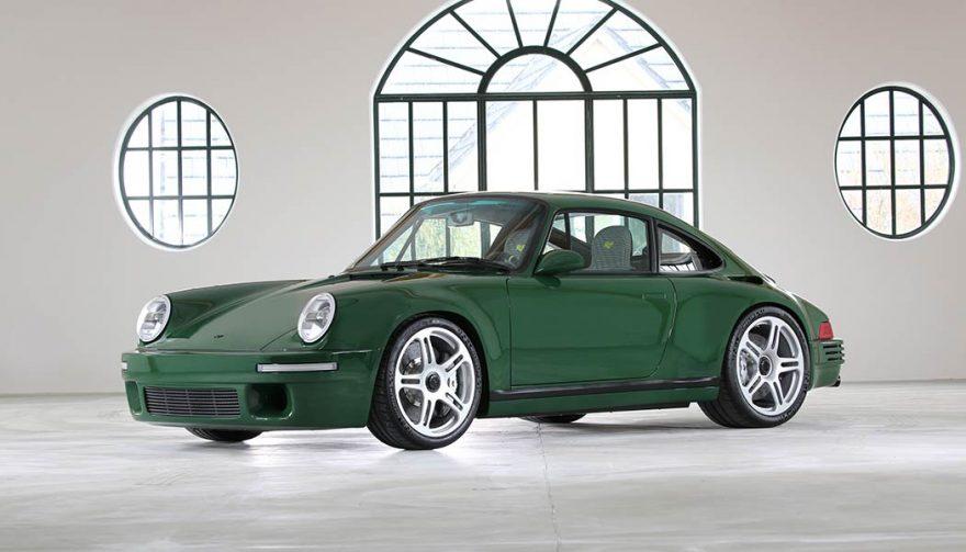 RUF Porsche RUF SCR