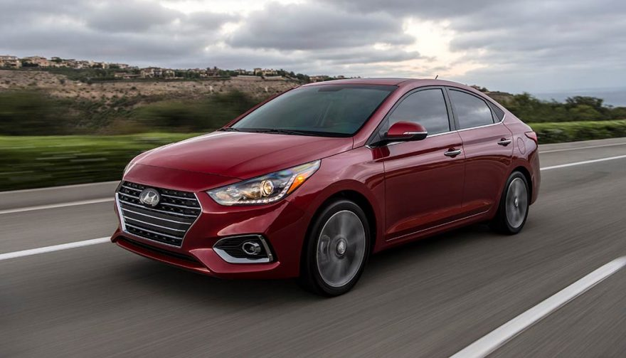 Toyota Yaris vs Hyundai Accent