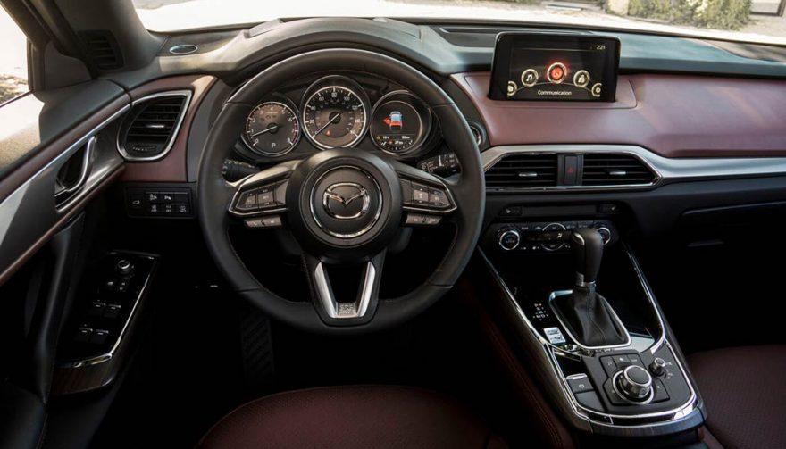 Mazda CX-9 vs Chevrolet Traverse