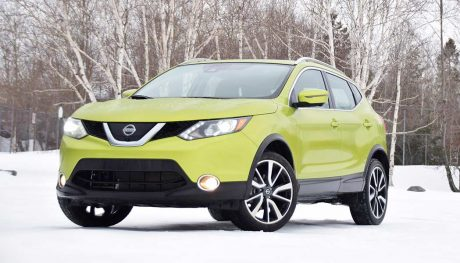 The 2018 Nissan Rogue Sport