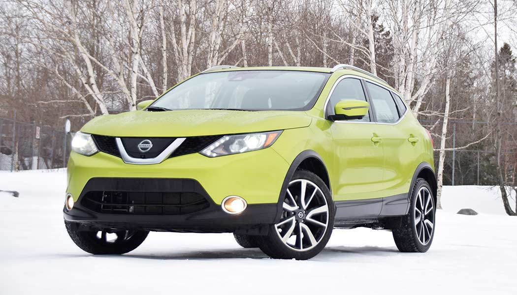 Nissan Rogue Sport: Compact SUV Is Really Good at What It Does