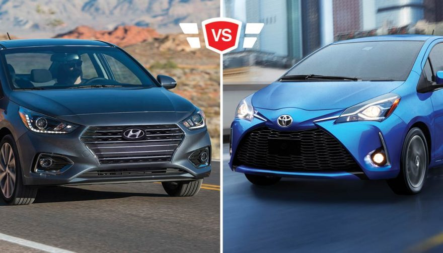 toyota yaris vs hyundai accent which subcompact car is best for you. Black Bedroom Furniture Sets. Home Design Ideas