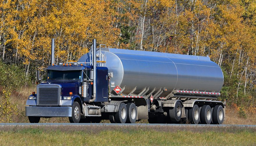 18 Wheeler Fuel Truck: Types Of Fuel Trucks