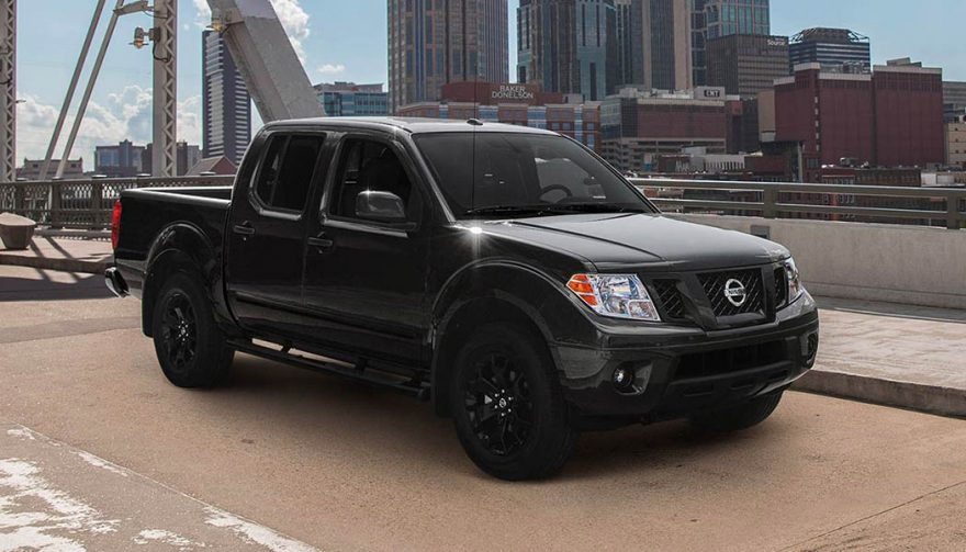 The 2018 Nissan Frontier