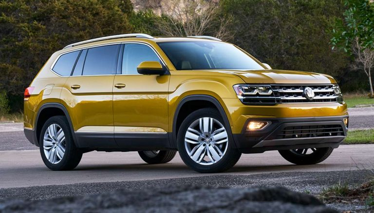 The 2018 Volkswagen Atlas
