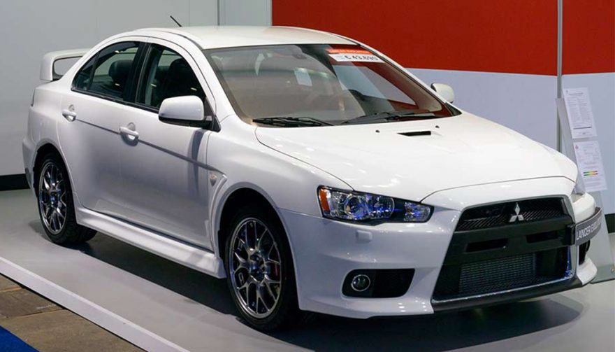 The Mitsubishi Lancer Evolution is one of the best tuner cars