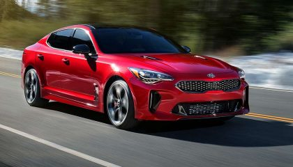 The 2018 Kia Stinger