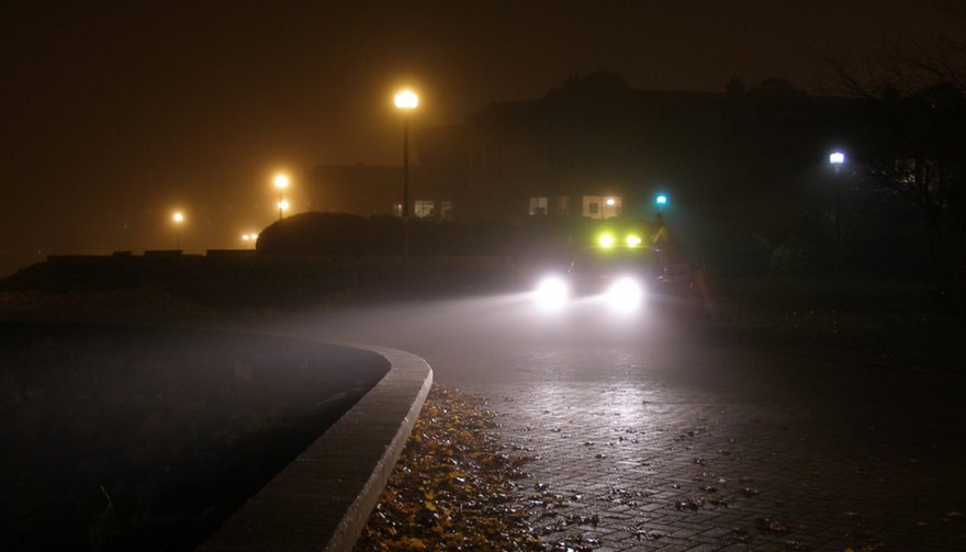 Tires for Fog