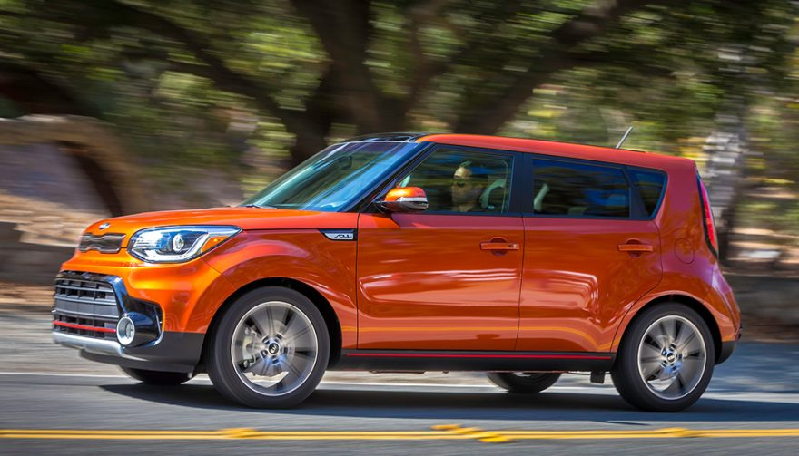 Kia Soul is one of the Safest Cars